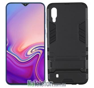 Чехол HONOR Hard Defence Series Samsung M105 Galaxy M10 2019 Black