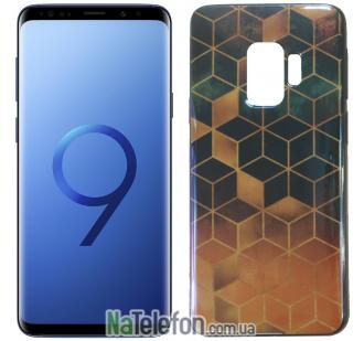 Чехол U-Like Picture series для Samsung G960 Galaxy S9 Cube