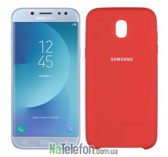 Чехол Original Soft Case для Samsung J730 (J7-2017) Красный
