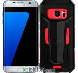 Защитный чехол NILLKIN Defendercase II Samsung G930 Galaxy S7 Flat Black