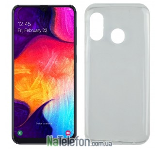 Чехол Ultra-thin 0.3 для Samsung A405 Galaxy A40 2019 White