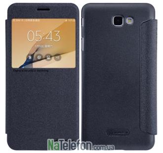 Чехол NILLKIN Sparkle series для Samsung J5 Prime Black