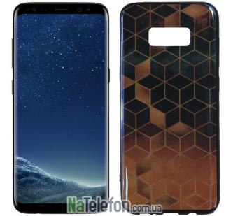 Чехол U-Like Picture series для Samsung G950 Galaxy S8 Cube