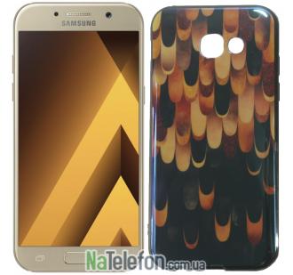 Чехол U-Like Picture series для Samsung A520 (A5 2017) Lights
