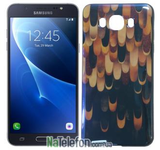 Чехол U-Like Picture series для Samsung J510 (J5 2016) Lights