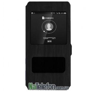Чехол-книжка Momax for Samsung A700/A7 Black