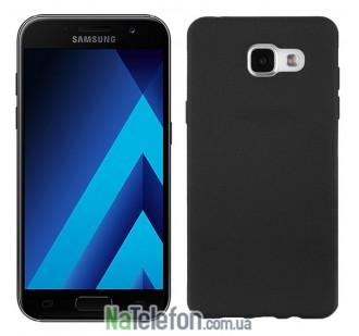 Чехол HONOR Umatt Series для Samsung A520 (A5-2017) Black