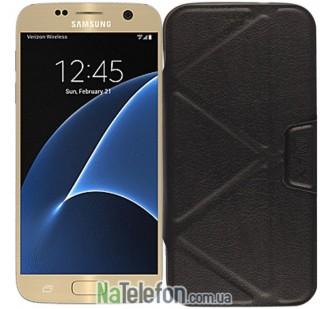 Чехол iMAX Samsung G930 Galaxy S7 black