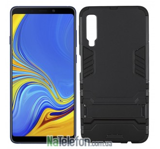Чехол HONOR Hard Defence Series для Samsung A750 Galaxy A7 2018 Black