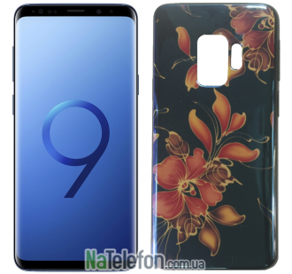 Чехол U-Like Picture series для Samsung G960 Galaxy S9 Flowers
