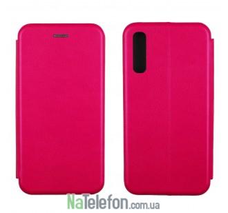 Чехол книжка U-Like Best для Samsung A505 Galaxy A50 2019 Pink