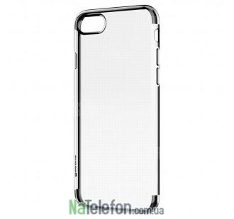 Чехол Electroplating TPU case для Samsung A5 silver