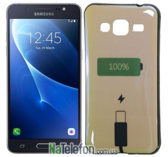 Чехол U-Like Picture series для Samsung J300/J320 Power 100%