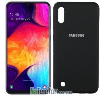 Чехол Original Soft Case для Samsung M105 Galaxy M10 Чёрный