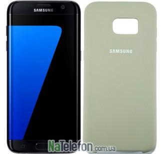 Чехол Original Soft Case для Samsung G930 Galaxy S7 Пепельно серый
