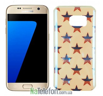 Чехол Remax Light Series для Samsung Galaxy S7 G930 USA Star