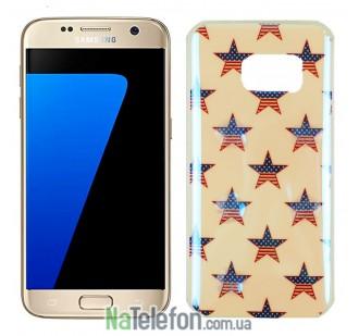 Чехол Remax Light Series для Samsung Galaxy S7 G930 USA Star