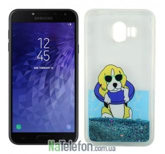 Чехол U-Like Aqua Case для Samsung J400 Puppy