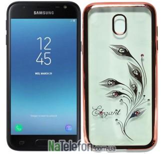 Чехол Beckberg Breathe seria для Samsung J330 (J3-2017) Elegant