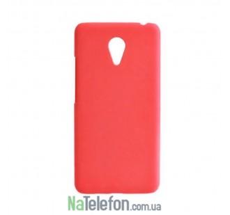Силиконовый чехол Original Silicon Case Samsung J700 (J7) Red