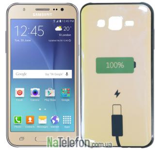 Чехол U-Like Picture series для Samsung J700 Power 100%