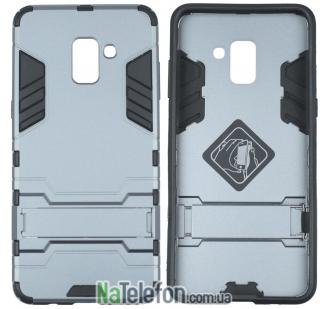 Ударопрочный чехол HONOR для Samsung A530 Galaxy A8 2018 Space Gray