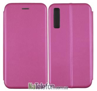 Чехол книжка U-Like Best для Samsung Galaxy A7 2018 (A750) Pink