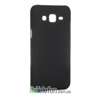 Чехол Original Silicone Case для Samsung J5 Prime Black