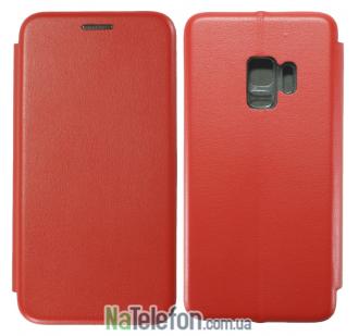 Чехол книжка U-Like Best для Samsung G960 Galaxy S9 Red