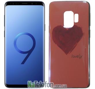 Чехол U-Like Picture series для Samsung G960 Galaxy S9 Heart Pink