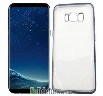 Чехол Remax Air Series для Samsung G955 Galaxy S8 Plus Black
