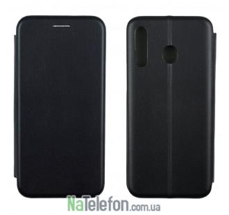 Чехол книжка U-Like Best для Samsung M305 Galaxy M30 Black