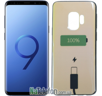 Чехол U-Like Picture series для Samsung G965 Galaxy S9 Power 100%
