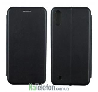 Чехол книжка U-Like Best для Samsung M105 Galaxy M10 Black