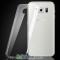 Ультра тонкий силиконовый чехол 0.3 mm для Samsung G930 Galaxy S7 White