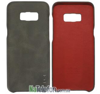 Чехол X-Level Vintage series для Samsung G955 Galaxy S8 Plus Black