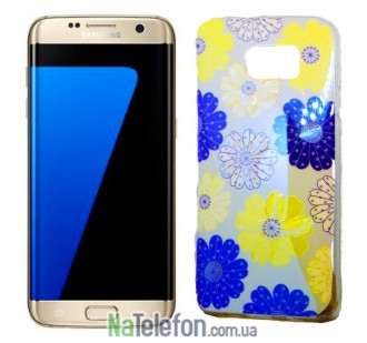 Чехол Remax Light Series для Samsung Galaxy S7 G930 Flowers Dream