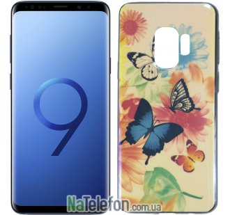 Чехол U-Like Picture series для Samsung G960 Galaxy S9 Butterfly