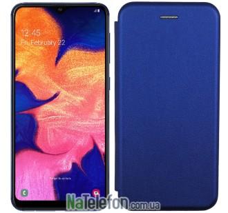 Чехол книжка U-Like Best для Samsung A305 Galaxy A30 2019 Blue