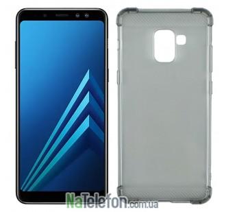 Чехол X-Level Crashproof series для Samsung A530 Galaxy A8 (2018) Black