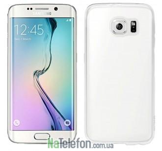 Чехол Ultra-thin 0.3 для Samsung G925 S6 Edge White