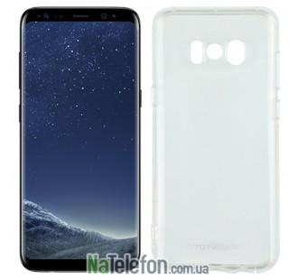 Чехол TOTU Design Soft air bag series для Samsung G955 Galaxy S8 Plus Transparent