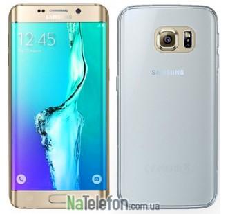 Чехол Ultra-thin 0.3 для Samsung G928 S6 Edge+ White