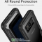 Накладка iPaky (OR) Survival TPU + Bumper for Samsung G955 Galaxy S8 Plus Black