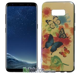 Чехол U-Like Picture series для Samsung G955 Galaxy S8 Plus Butterfly