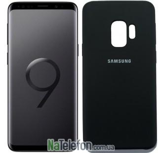 Чехол Original Soft Case для Samsung G960 Galaxy S9 Чёрный