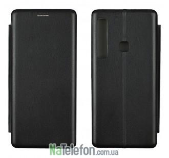Чехол книжка U-Like Best для Samsung Galaxy A9 2018 (A920) Black