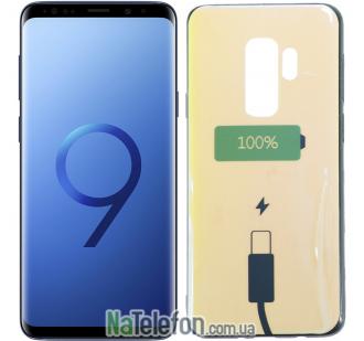 Чехол U-Like Picture series для Samsung G965 Galaxy S9 Plus Power 100%