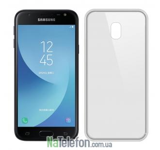 Чехол Ultra-thin 0.3 для Samsung J330/J3 2017 White