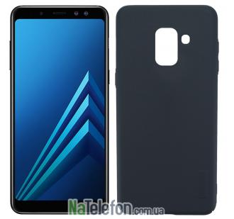 Чехол X-Level Hero series для Samsung A730 Galaxy A8+ (2018) Dark Blue
